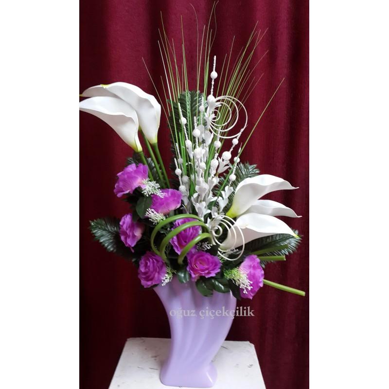 Yapay Çiçek - 11