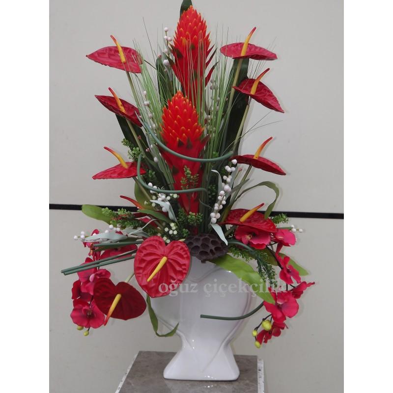 Yapay Çiçek - 3