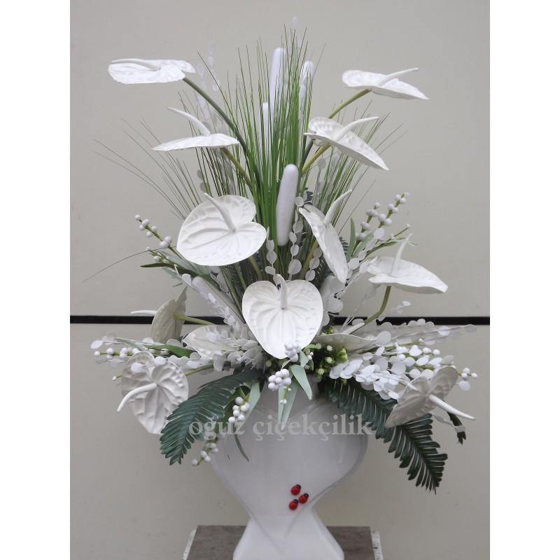 Yapay Çiçek - 4