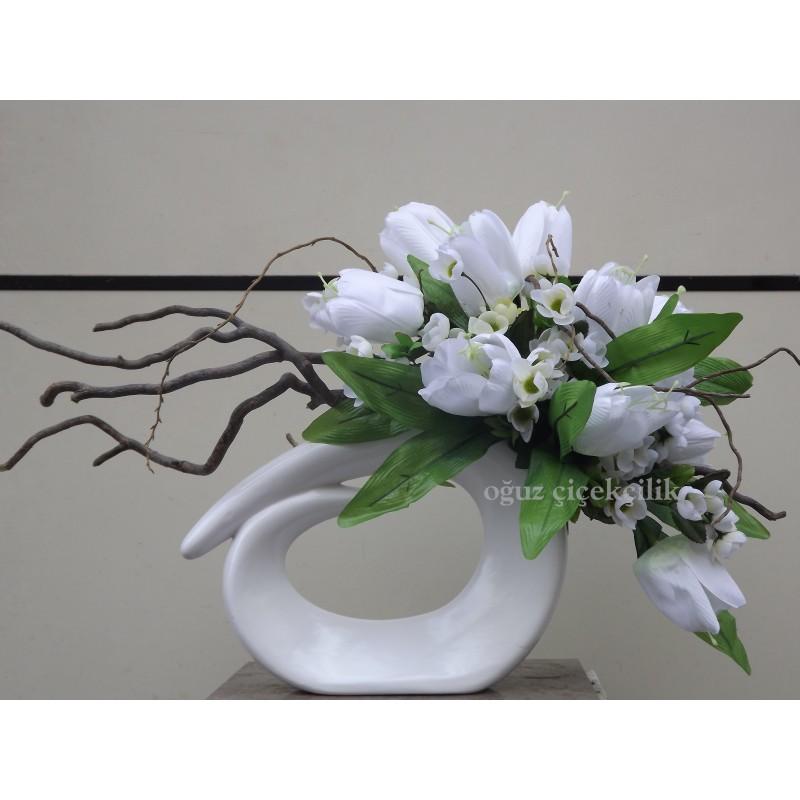 Yapay Çiçek - 5