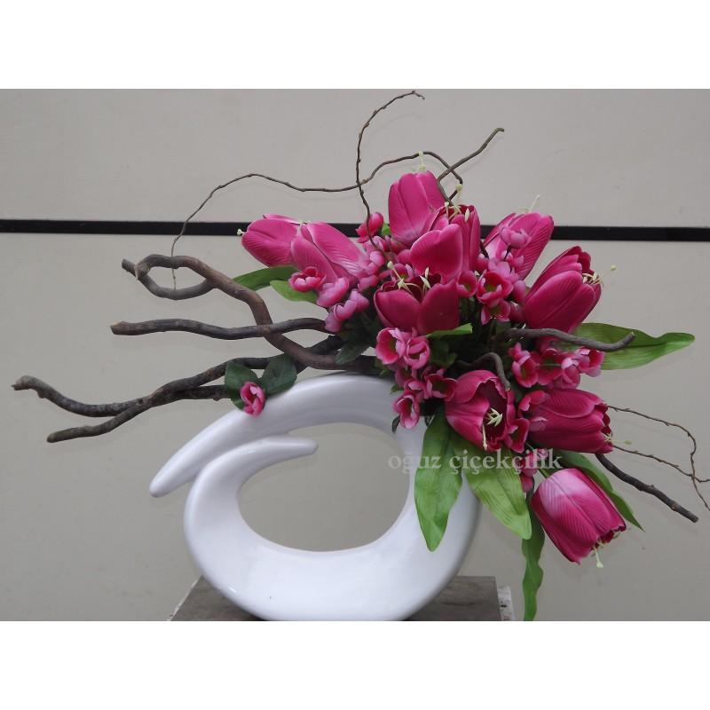 Yapay Çiçek - 6